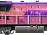 Bouquet B32-8WH
