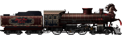 Blood Red Express I