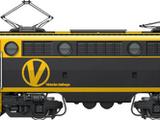 Victorian L Black