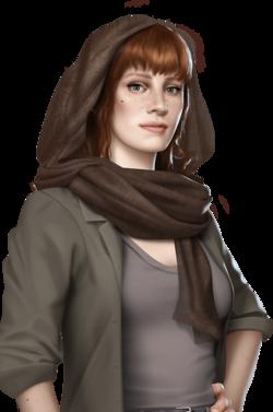 Portrait full Adventurer Lara (2020)