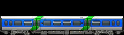 BR 166 2nd Class