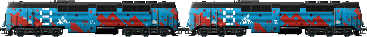 DSB PF8 Double