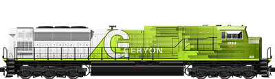 Geryon SD90 1