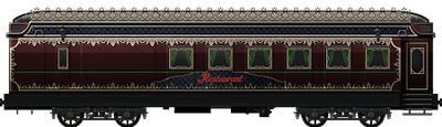 Blood Red Restaurant I