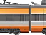 TGV Revamp Eindwagon