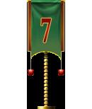 Advent Flag 7 (Fanpage)