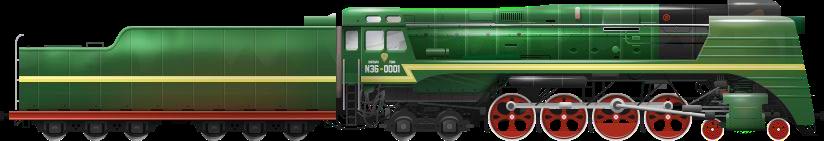 Class P36