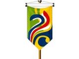 Fußball Flagge