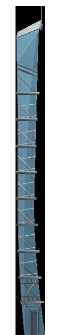 Dancing Tower II