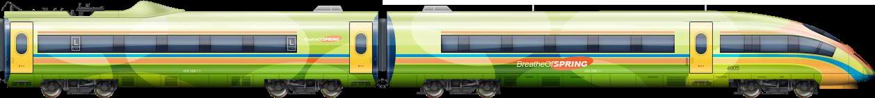 Class 406 Prism