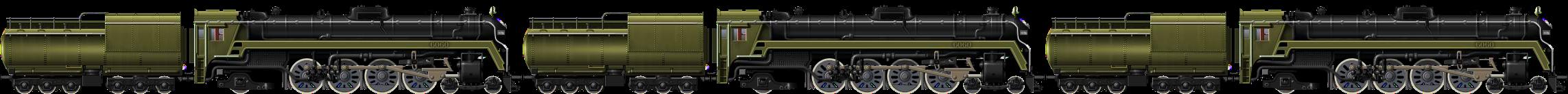 CN U-1-F Triple
