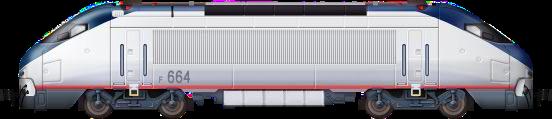 Acela HHP-8 (White)
