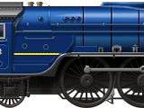 Blue Tornado I (U)