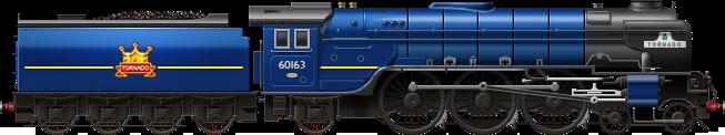 Blue Tornado (C)