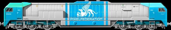 PF 7 Blue Tiger