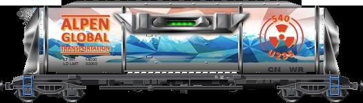 Alp Transport U-235