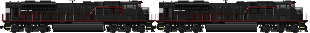 SD70ACe Double