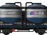 Twin Silo Wagon
