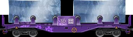 PurpleFrost Glass