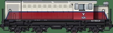 DD 505 Cargo II