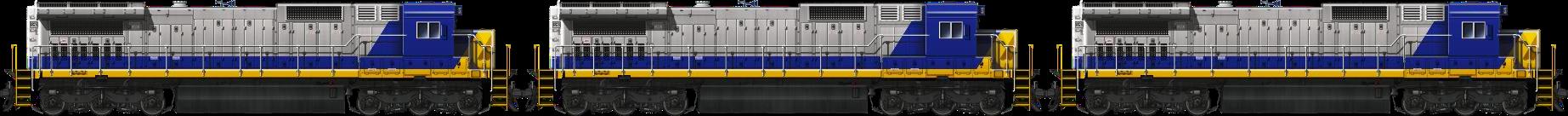 Dash 8-40C Triple
