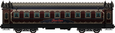 Blood Red 1st Class I