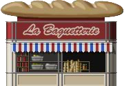 Baguette Stand