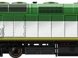 GO II Train Set