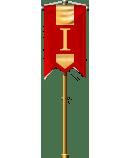 Christmas Flag I