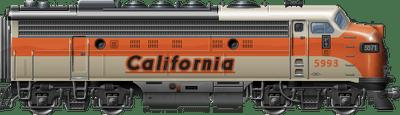 California Express I
