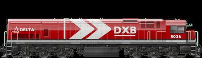 Delta DXB 1