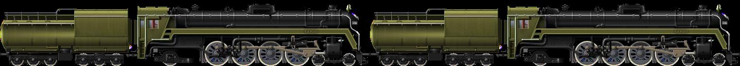 CN U-1-F Double
