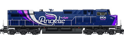 Angelic Freight I