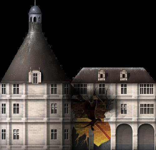 Chambord Castle 1/3