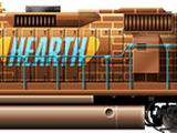 Hearth Cargo I