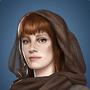 Portrait reversed Adventurer Lara (2020)