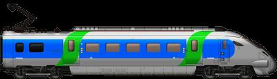 BR Class 395 NG