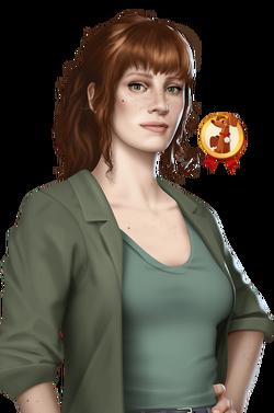 Portrait full Lara (2020)
