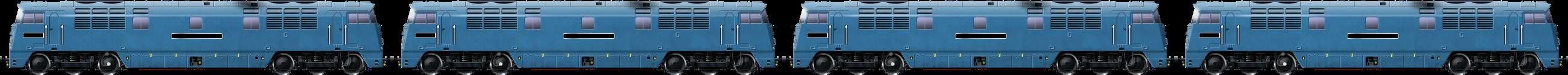 BR Class 52 Quad