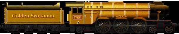 Golden Scotsman
