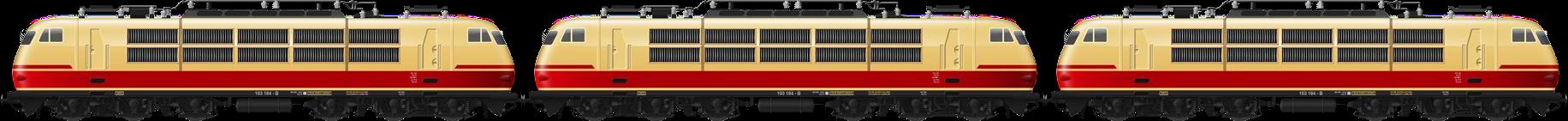 DB 103 Express II