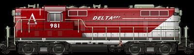 Delta GP7 1