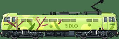 Class 86 Ridlo