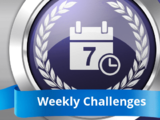 Weekly Challenge Achievements/Overview