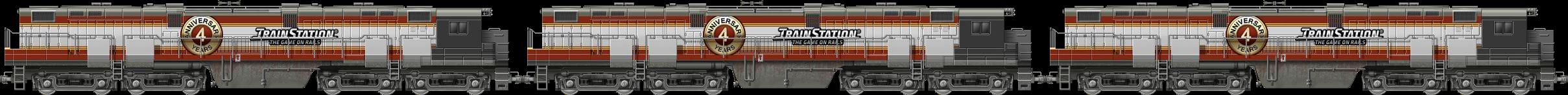 4th C-855 Triple