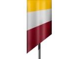 Konkurrenz Flagge