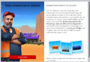 Diesel Domination Ankündigung 2020