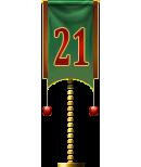 Advent Flag 21 (Fanpage)