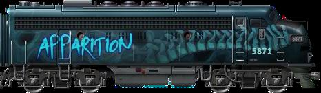 Apparition Cargo II