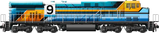 PF9 BB40-9W